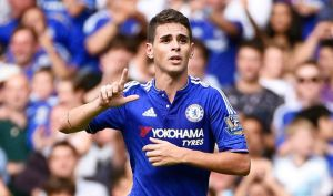 Oscar made over 200 appearances for Chelsea in all competition.